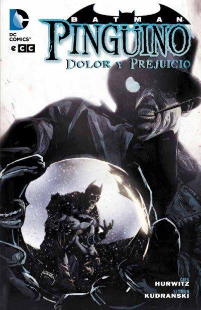 portada comic 'Pingüino. Dolor y prejuicio'