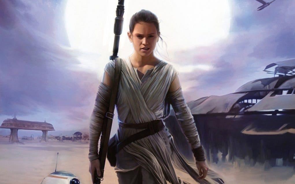 Estrenos Netflix: Julio 2017 | Star Wars: El despertar de la Fuerza