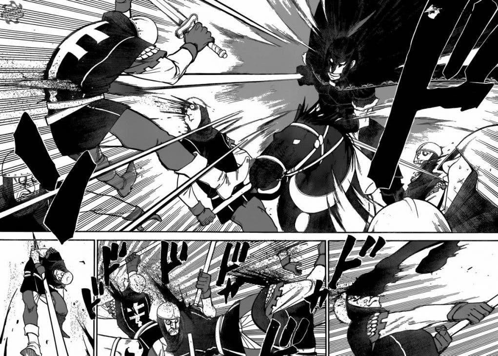 La heroica leyenda de Arslan
