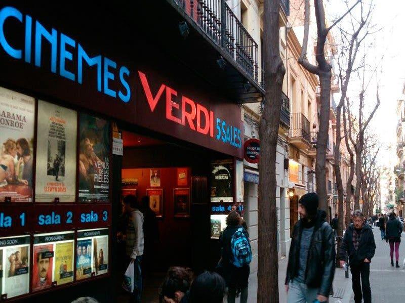 Cines Verdi Barcelona