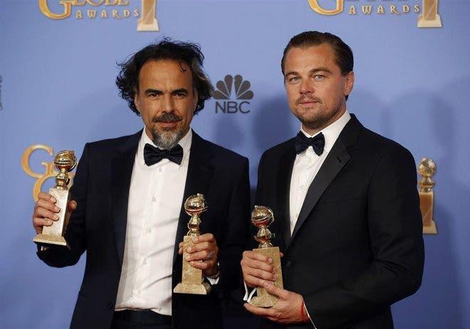 73 edición premios globos de oro