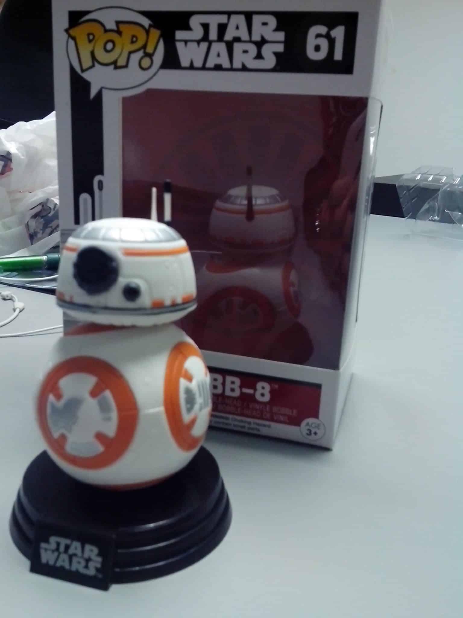 BB-8 - teoría STAR WARS (2)