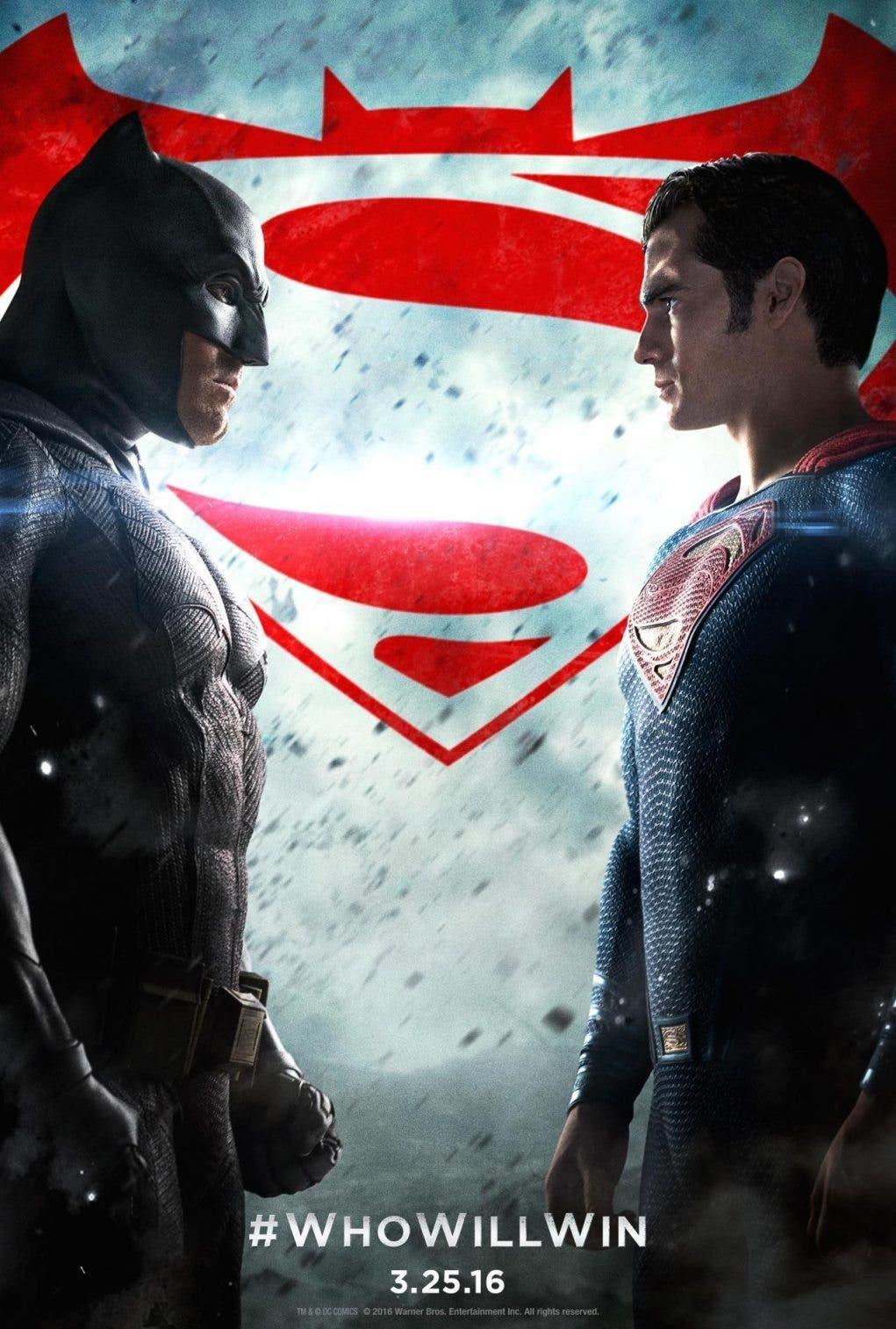 Batman v Superman - Nuevo poster