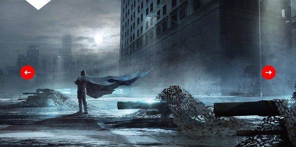 Batman v Superman - concept art (1)