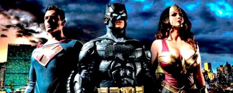 Batman v Superman - sex