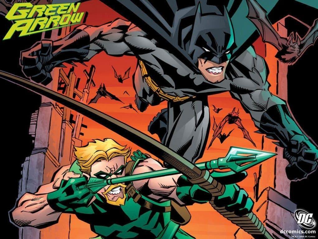Green Arrow Batman