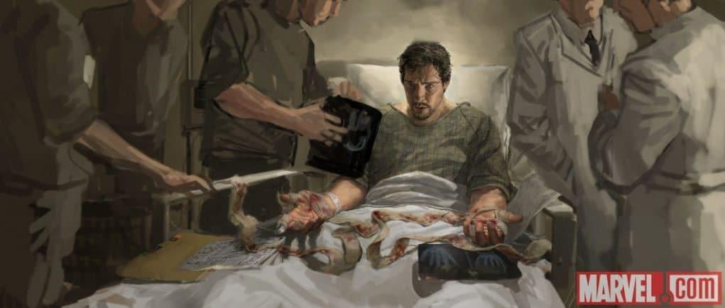 Concept Art Doctor Extraño