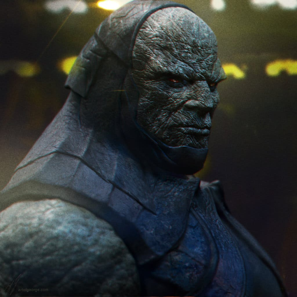 Darkseid - look fan-art - Batman V Superman