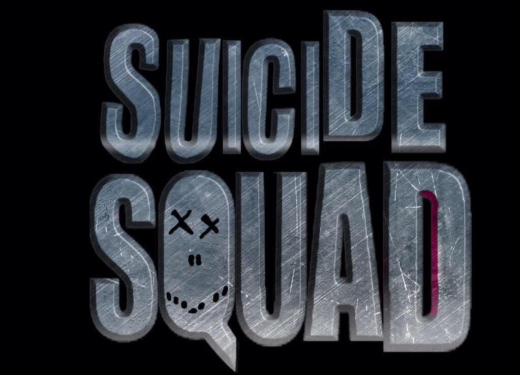 Escuadron Suicida - Logo (trailer)