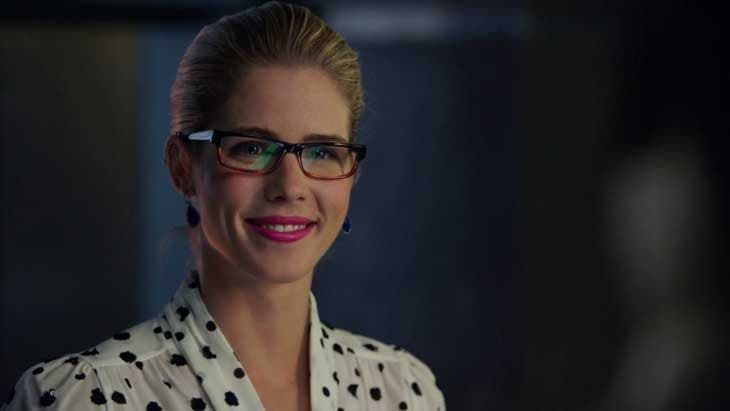 Felicity Smoak en Arrow