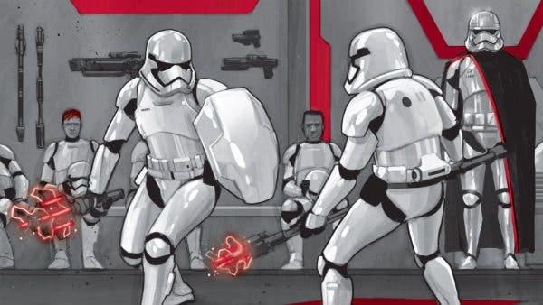 Star Wars: El despertar de la Fuerza - Star Wars VII