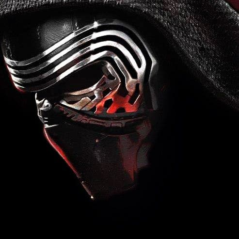 Kylo Ren - Darth Vader (1)