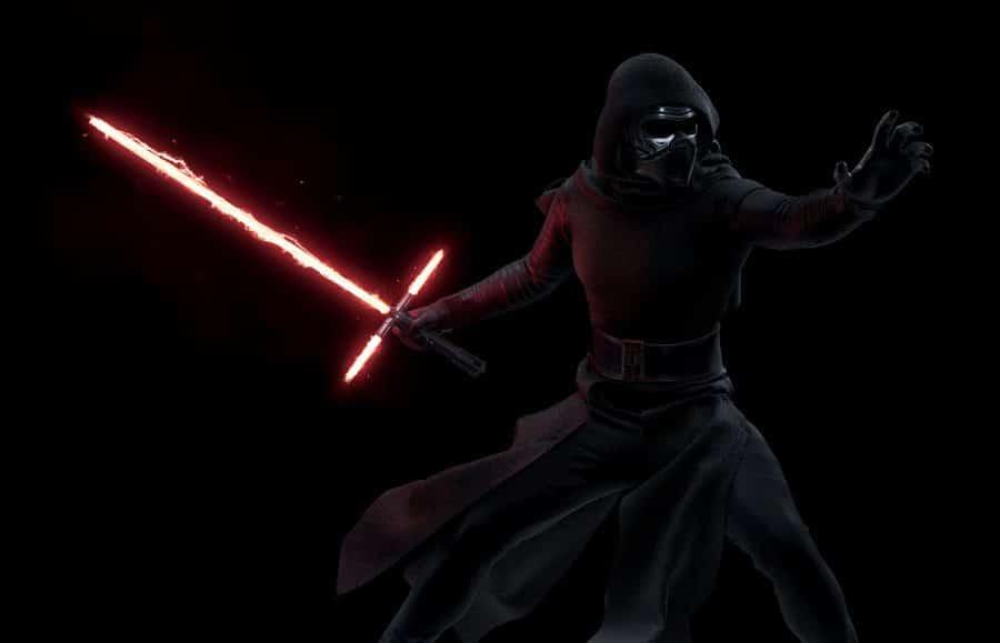 Kylo Ren - Darth Vader (3)