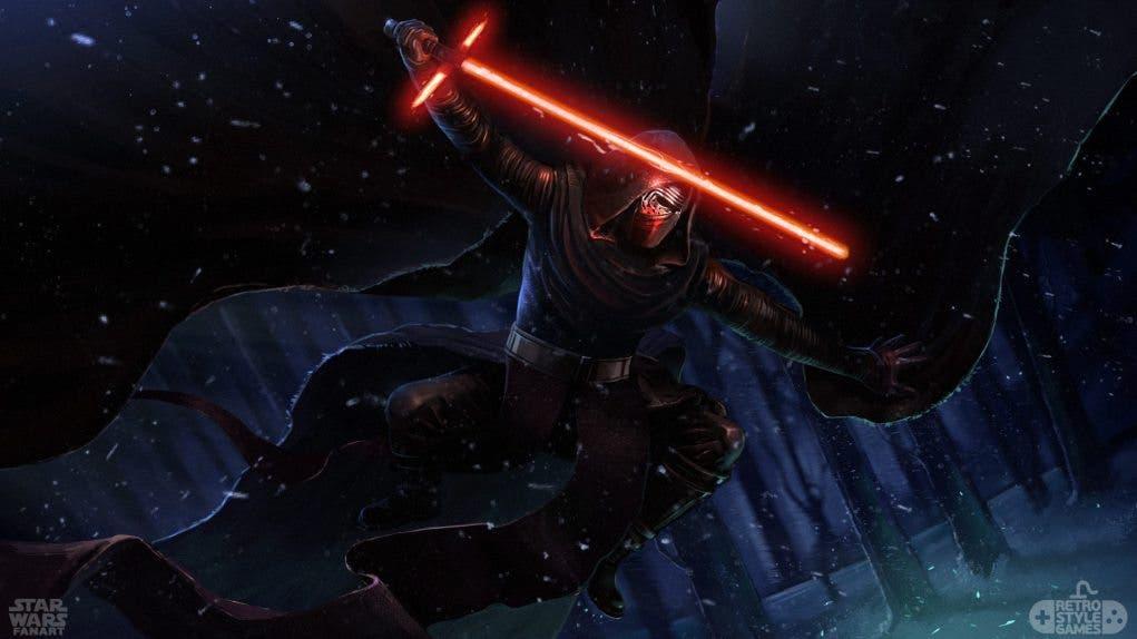 Kylo Ren - Darth Vader (6)
