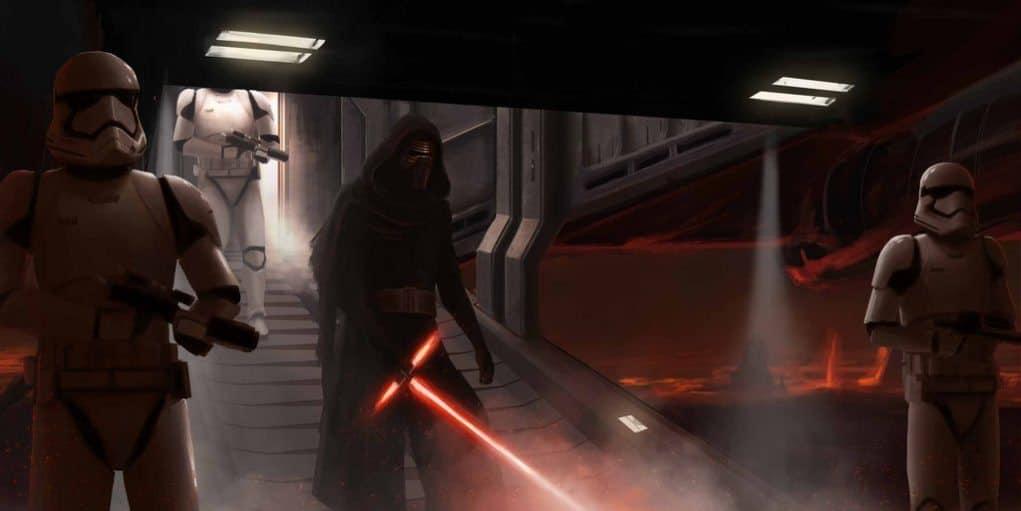 Kylo Ren - Darth Vader (7)