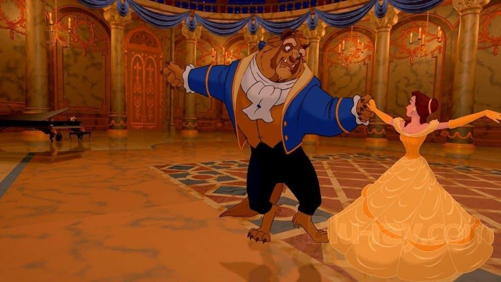 La bella y la bestia - Peliculas Disney