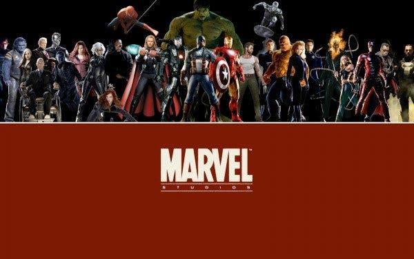 películas de superhéroes Marvel