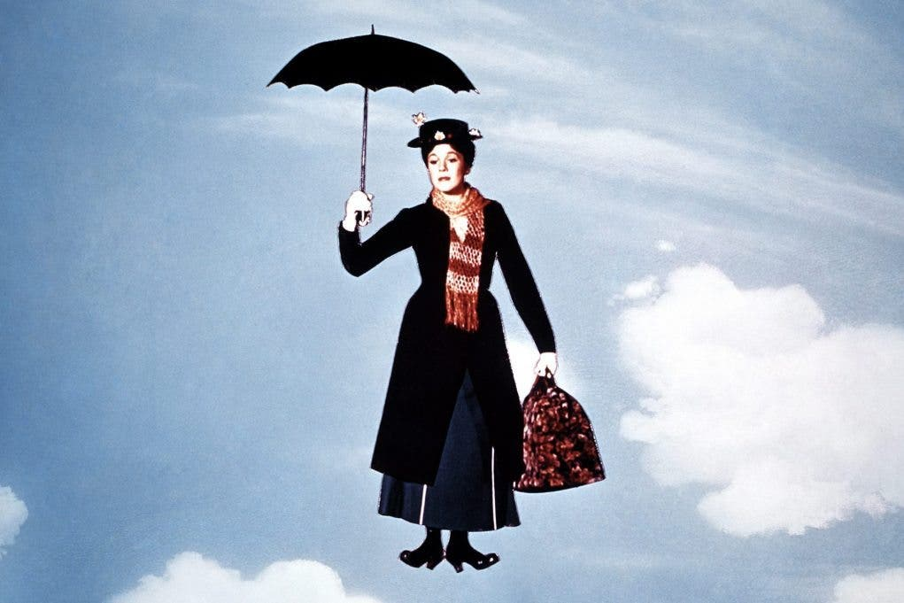 Mary Poppins - Peliculas Disney