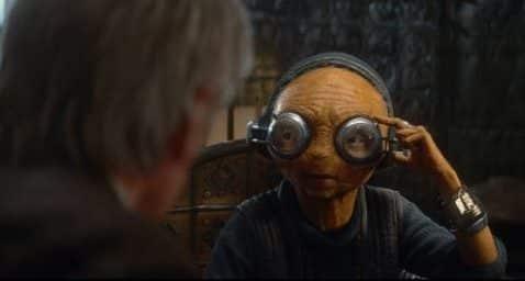 Maz Kanata Star Wars VII