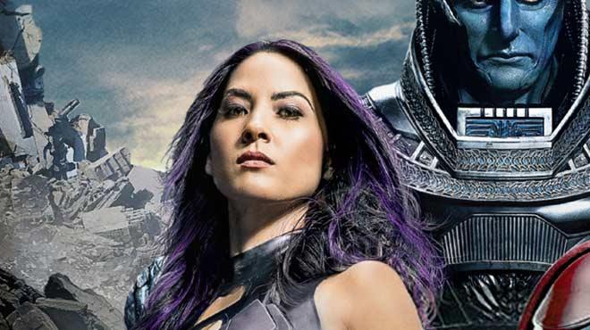 X-men: Apocalisis Olivia Munn