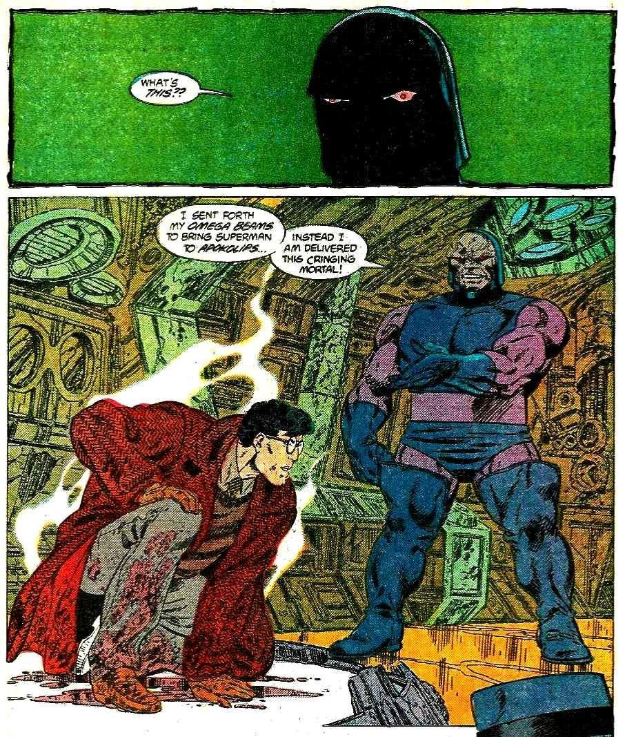 Rayos Omega - Darkseid - Batman v Superman (1)