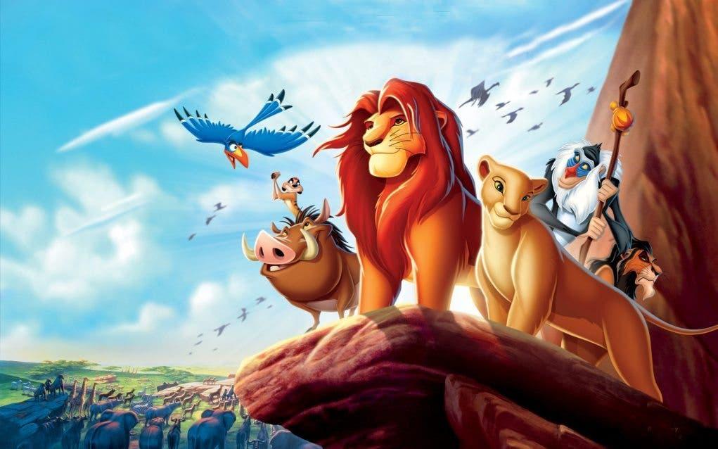 Rey Leon - Peliculas Disney