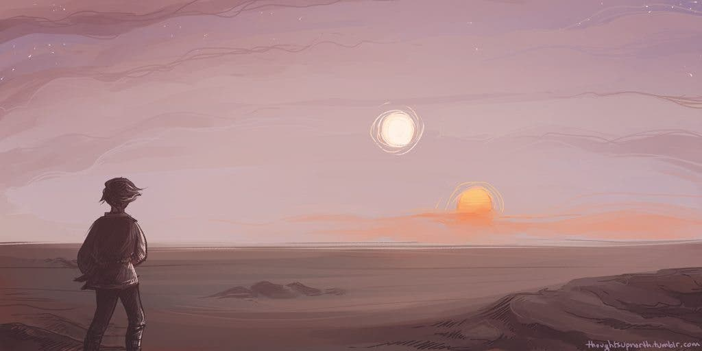 Tatooine en Han Solo: Una historia de Star Wars (Solo: A Star Wars Story)