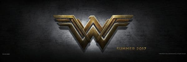 Wonder Woman - Logo oficial