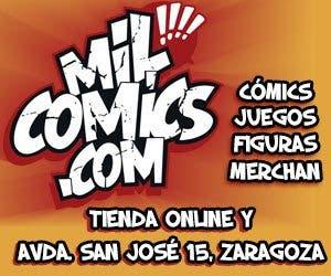 Mil Comics: Tienda de cómics y figuras Tintín, Star Wars, Marvel