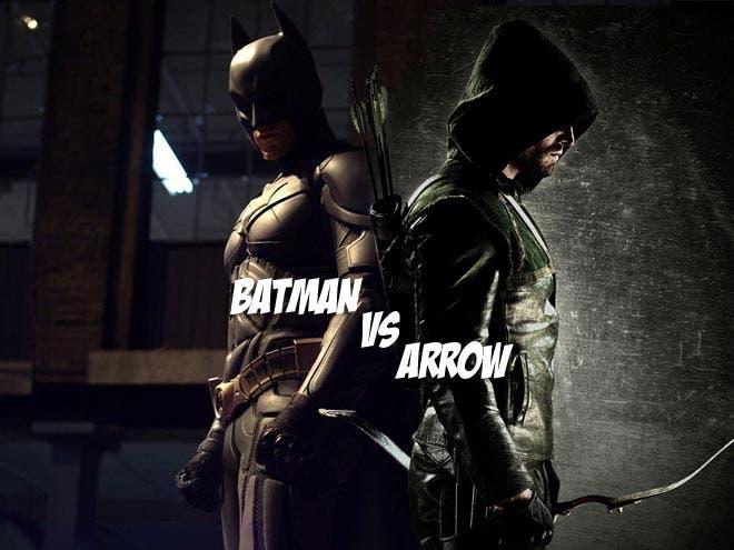 Arrow vs Batman