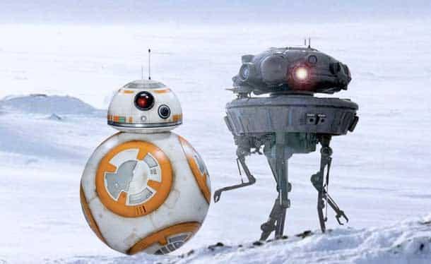 BB-8 - teoría STAR WARS
