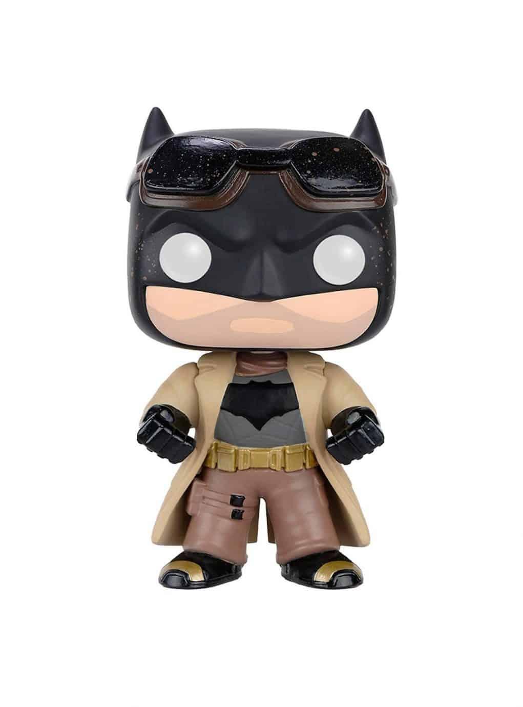 Batman v Superman funko pop!