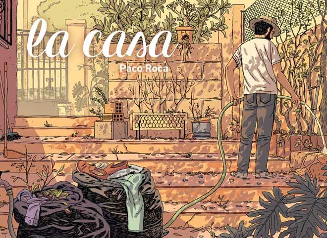 La casa de Paco Roca