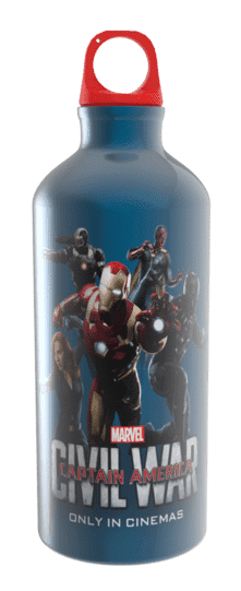 Filtrado el nuevo merchandising de Capitán América: Civil War