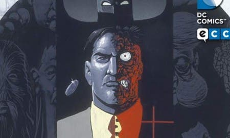 Matt Wagner Batman Rostros