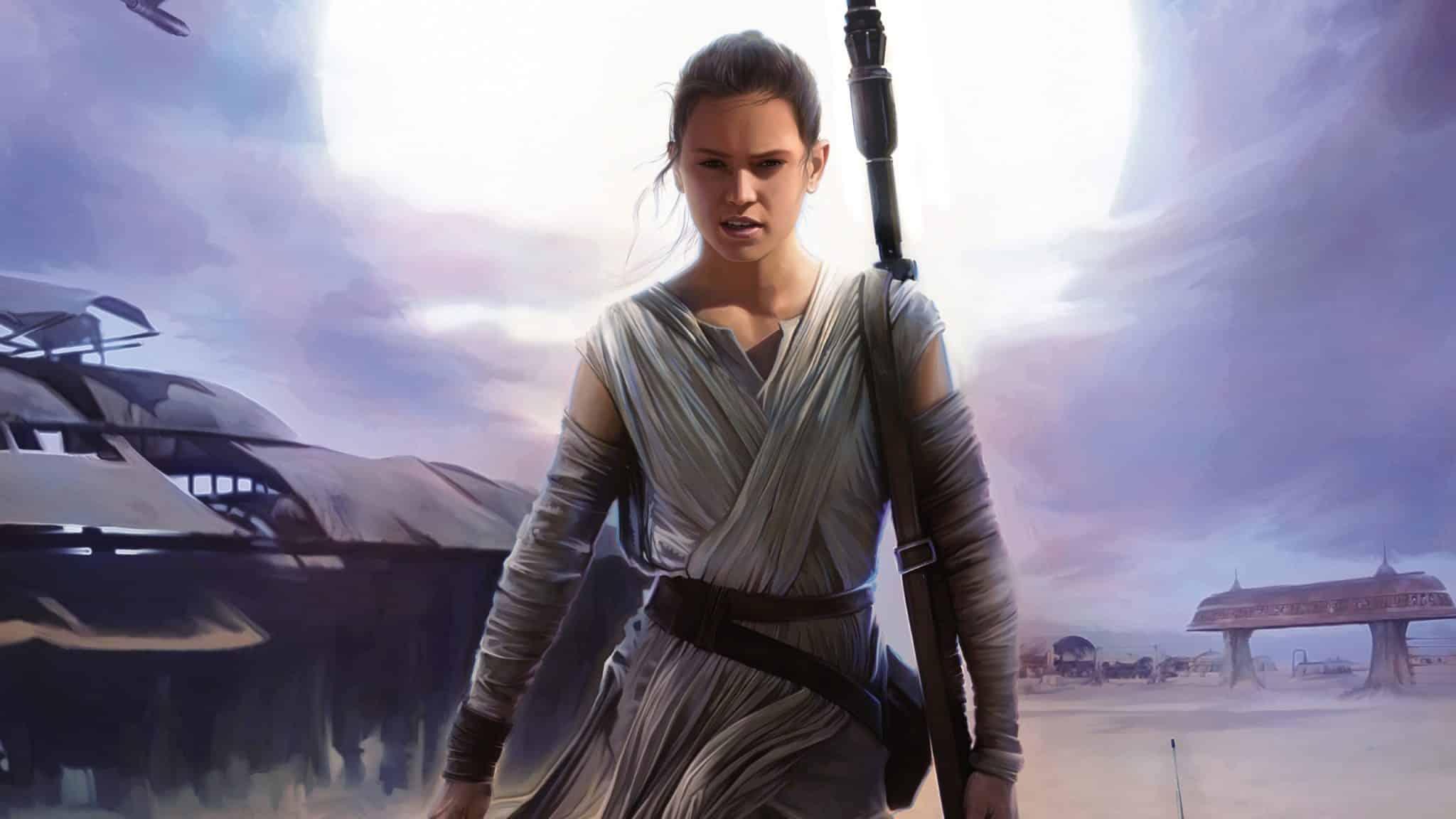 Daisy Ridley Rey - Star Wars: El despertar de la fuerza