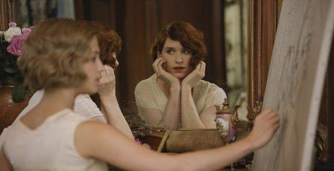 'La chica danesa' The Danish Girl