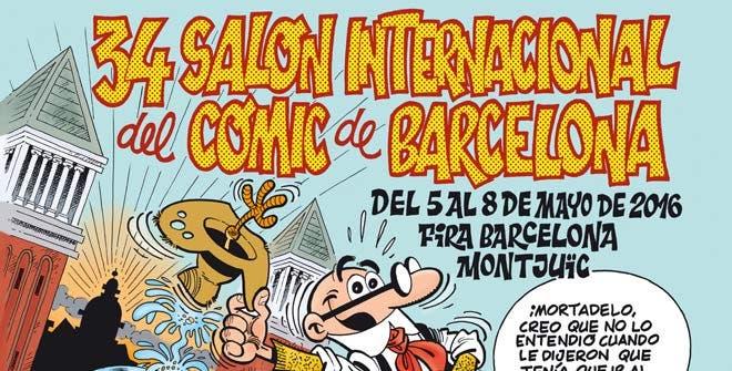 Ficomic Salón del Cómic de Barcelona