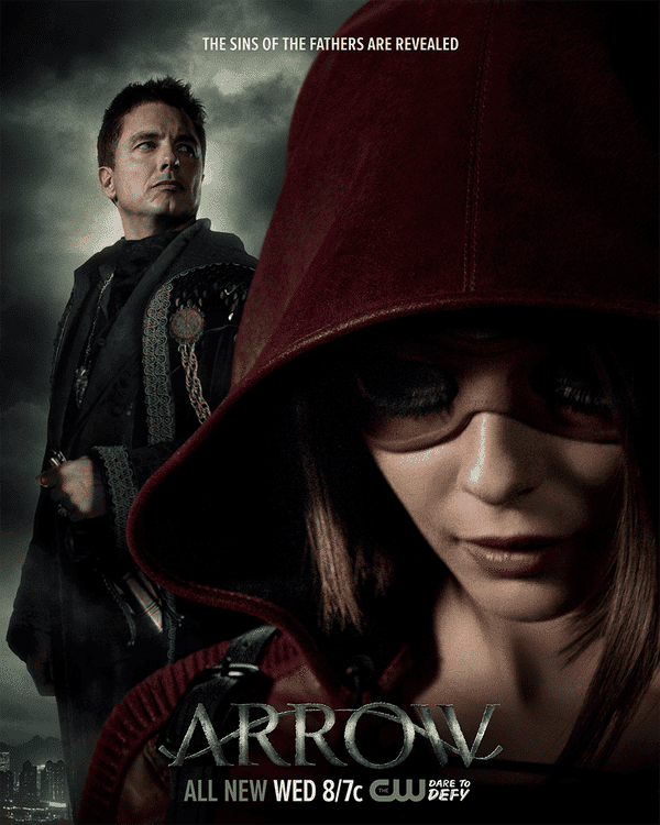 Arrow - Thea Queen - cuarta temporada