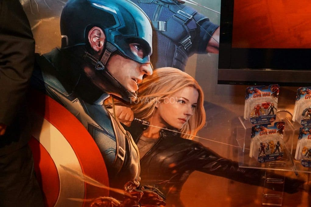 Civil War - promo art - merchandising (1)