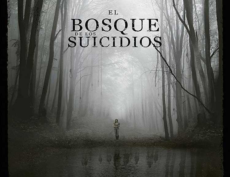 El bosque de los suicidios terror en estado puro
