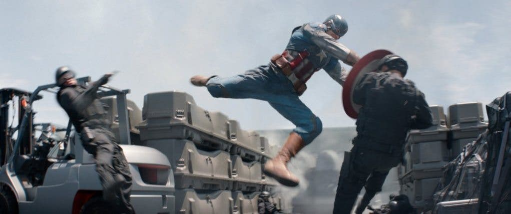 Capitán América soldado de invierno