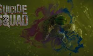 Escuadron Suicida - Nuevo poster Joker Harley Quinn