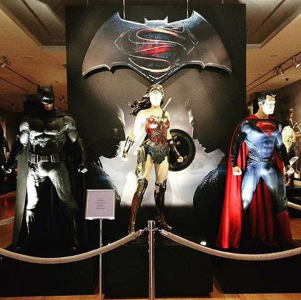 Exposición Batman v Superman
