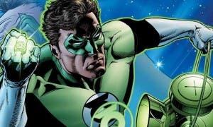 Green Lantern - Batman v Superman