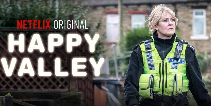 Happy Valley - estreno