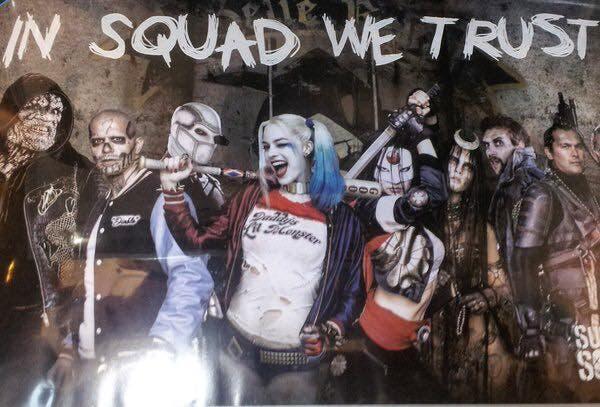 Harley Quinn - Escuadron Suicida posters (2)