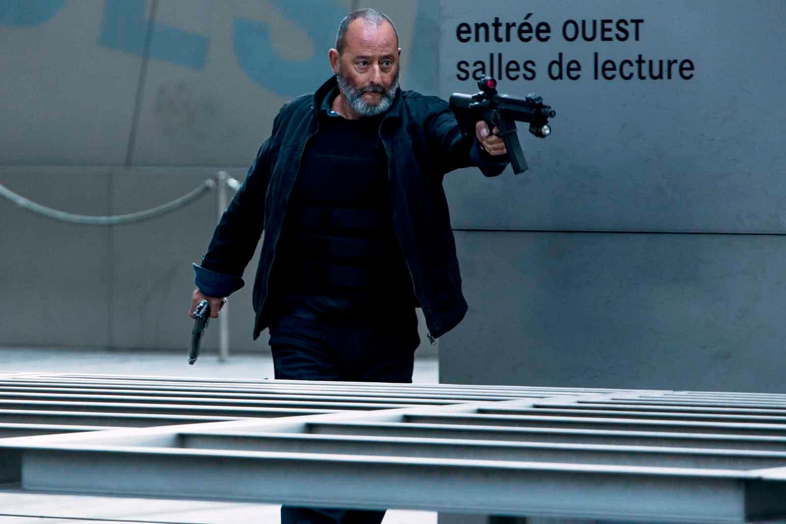 Jean Reno en Escuadrón de Élite