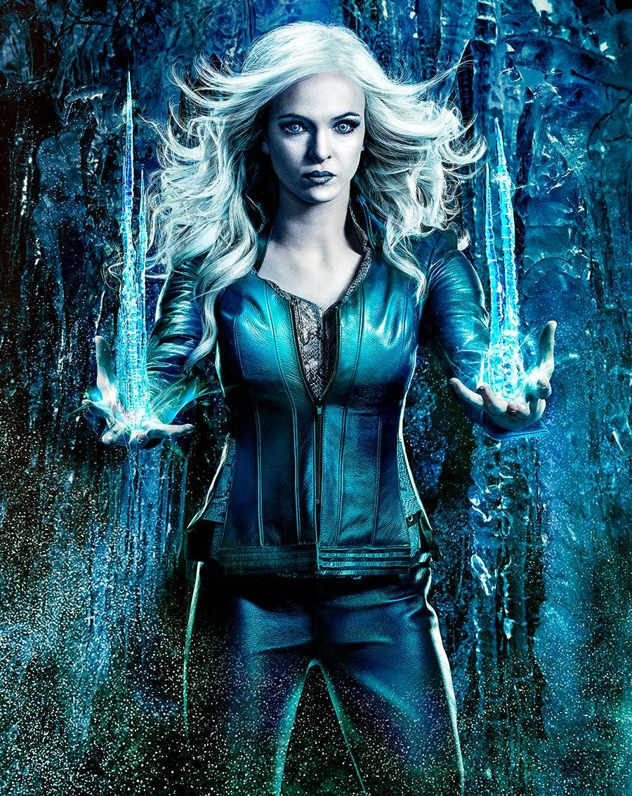 Killer Frost en The Flash season 2