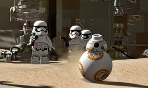 LEGO Star Wars El Despertar de la fuerza episodio VII